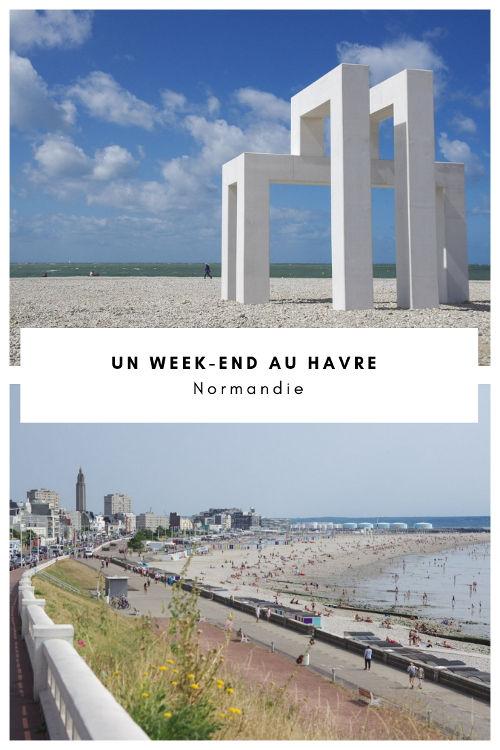 Que visiter au Havre en un week-end ? Pleins d'idées de choses à voir entre la visite du Musée André Malraux et la visite du port en bateau