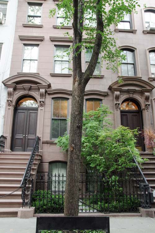 Appartement de Carrie Bradshaw à Greenwich village