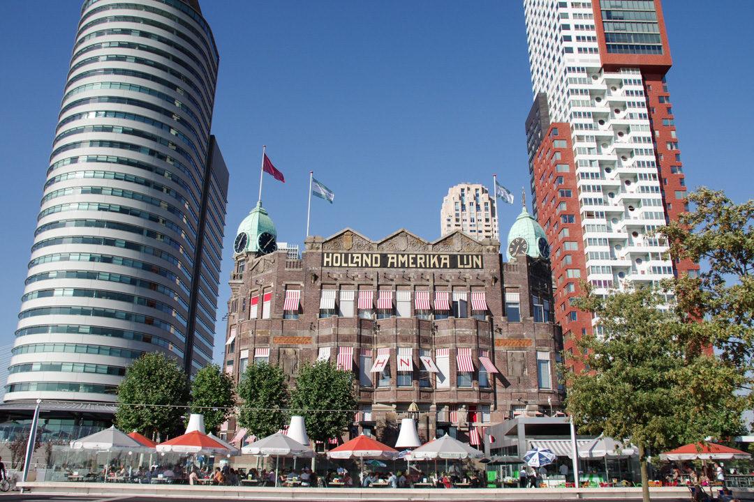 Hotel Holland Amerika à Rotterdam