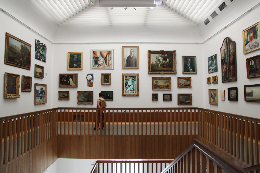 Visite du musée Boijmans Von Beuningen à Rotterdam