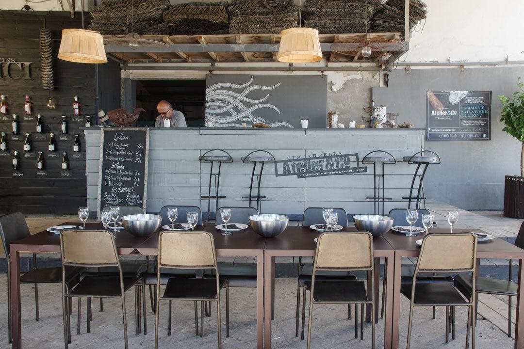 restaurant atelier&co à Loupian