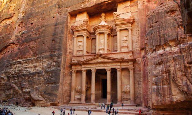 Itinéraire d'une semaine en Jordanie