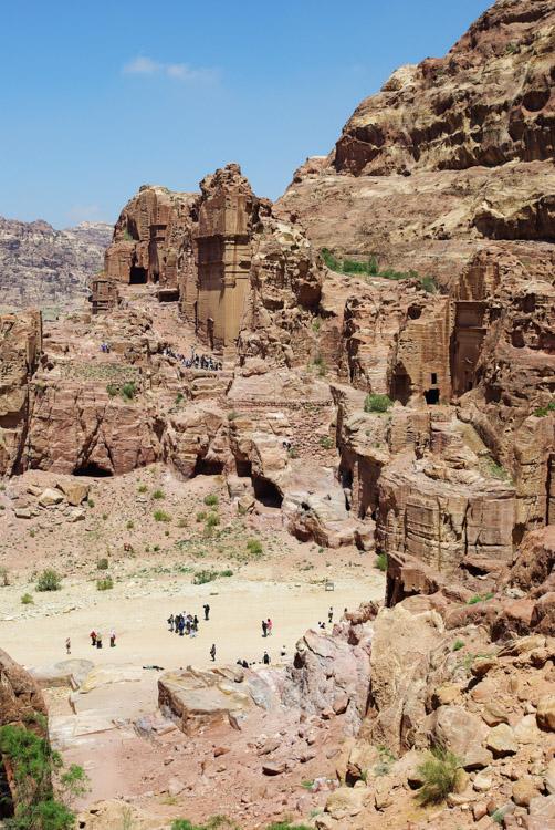 visite de Petra en Jordanie