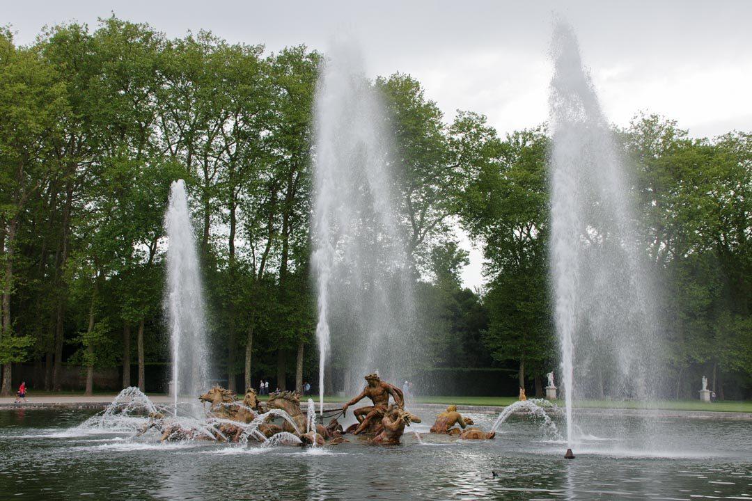 Bassin - Grandes Eaux - Versailles