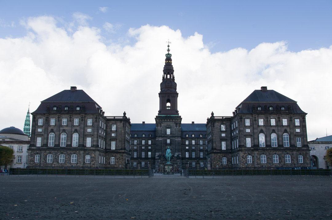 Chateau de Christiansborg