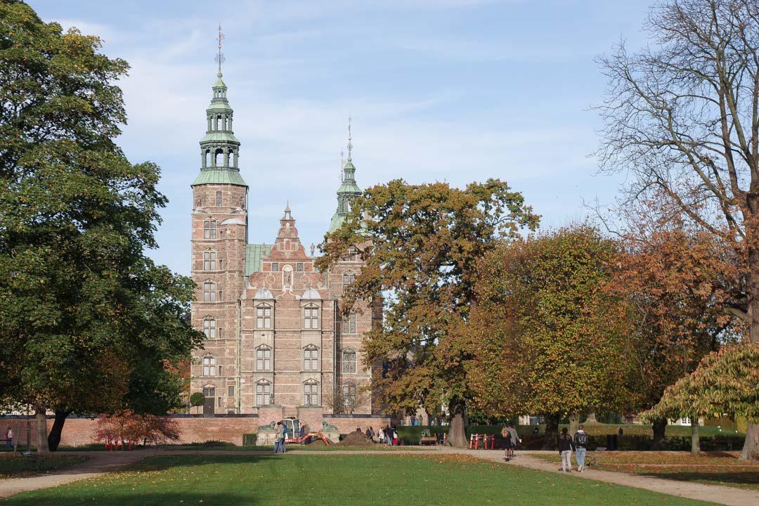 Chateau de Rosenburg - Copenhague