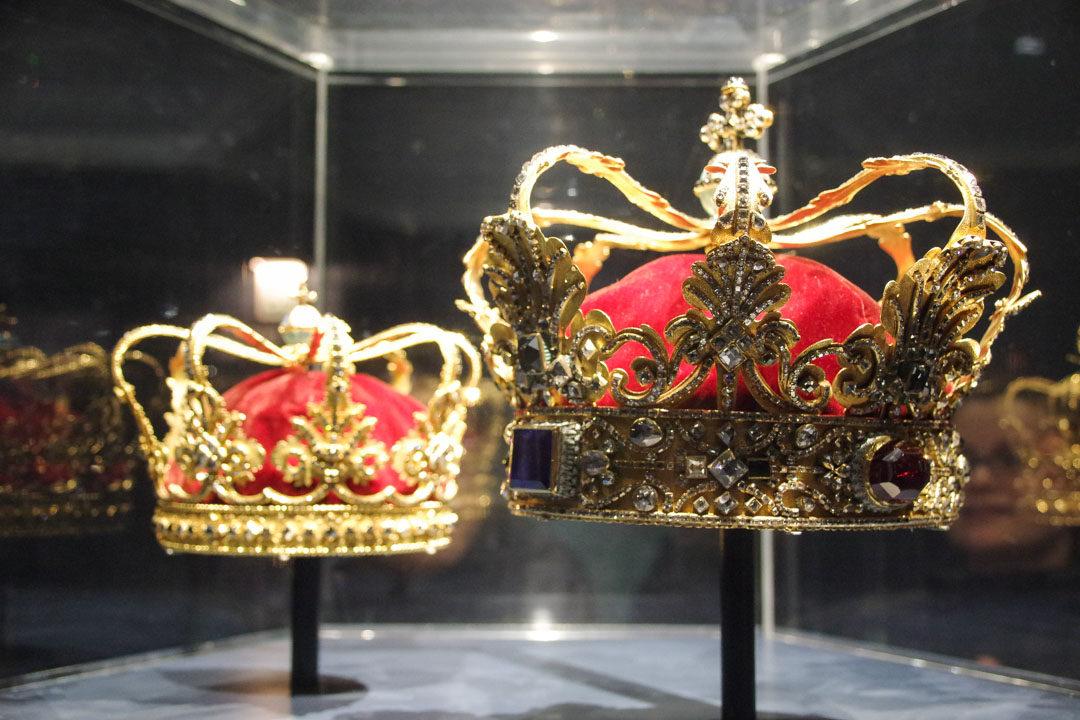 la couronne du Danemark