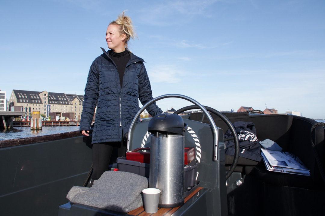 Croisière sur les canaux de Copenhague avec Hey Captain