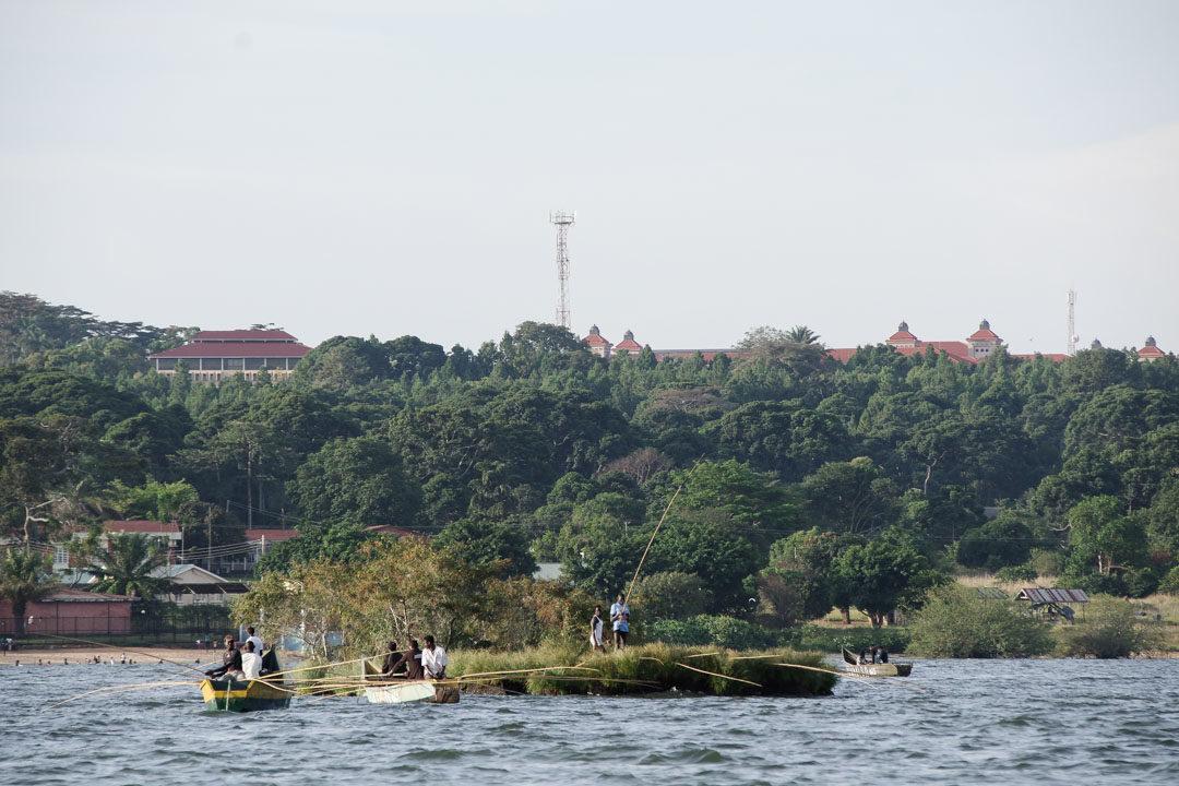 croisière sur le Lac Victoria