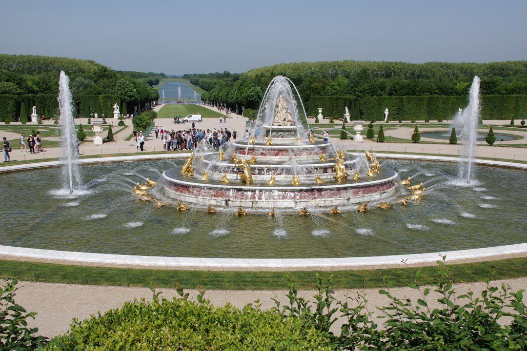Les Grandes Eaux musicales au Domaine de Versailles