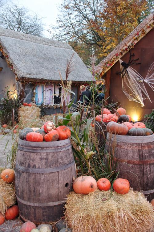 Tivoli fête Halloween