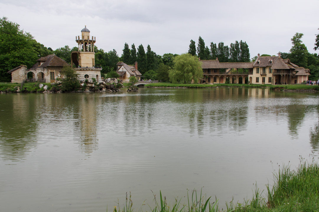 Le Hameau de la Reine - Versailles