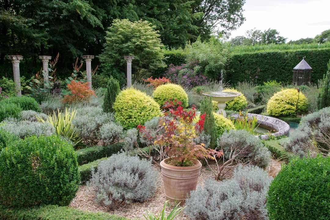 les jardins de la Mansonière - Saint Ceneri le Gerei