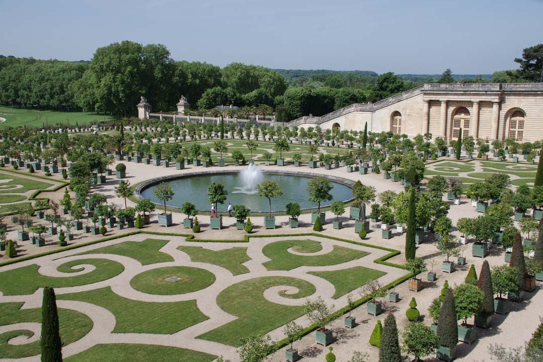 le Jardin du Château de Versailles