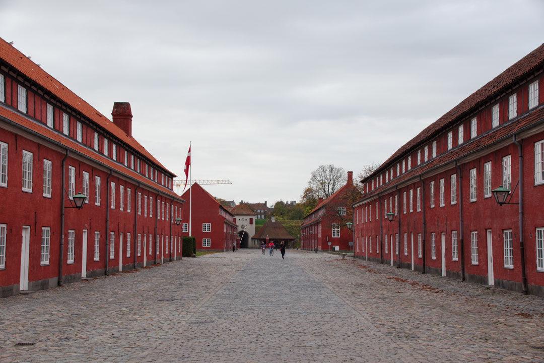 La citadelle du Kastellet - Copenhague