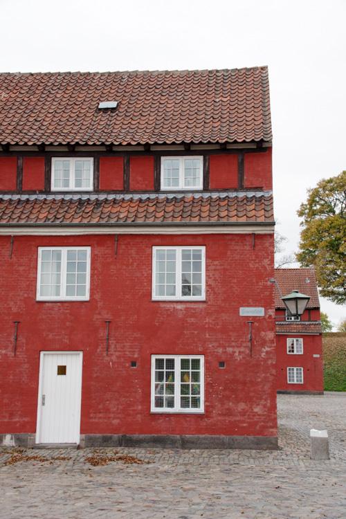 Le quartier de Kastellet - Copenhague