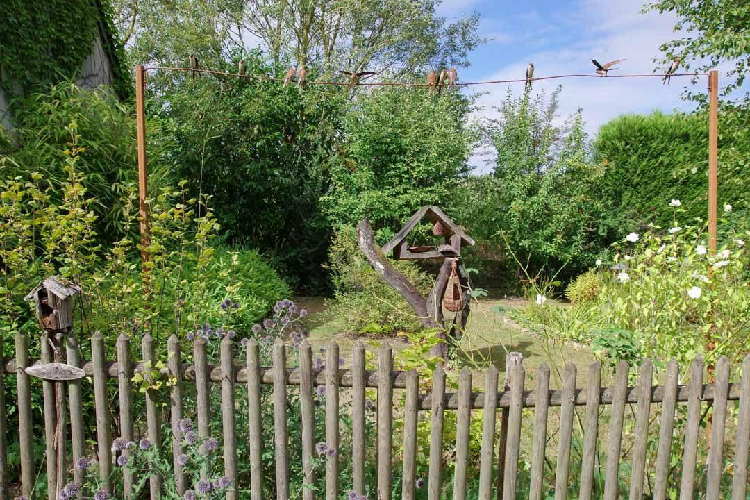 Jardin de la Mansonière - Saint Cenery le Gerei
