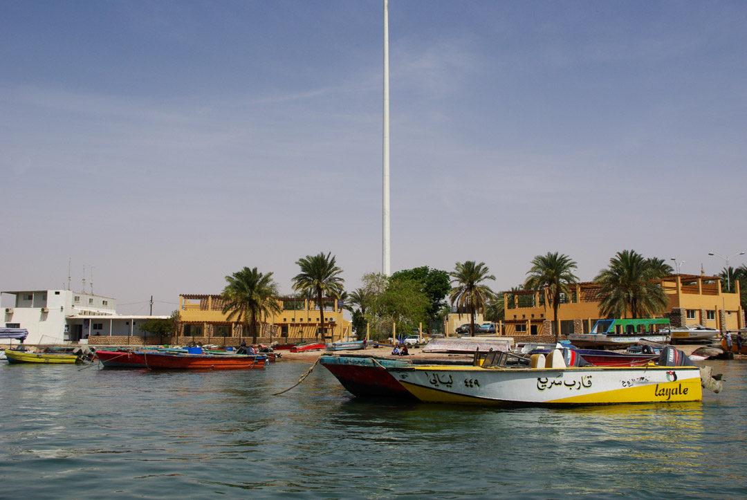 le port d'Aqaba