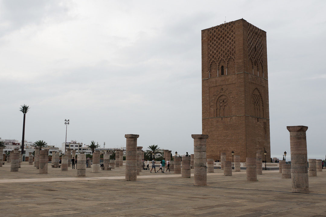 Tour Hassan - Rabat