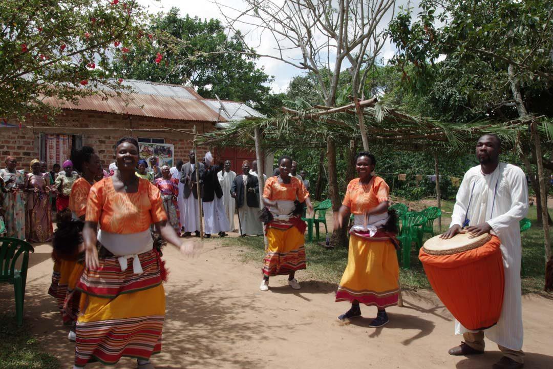 Village culturel d'Entanda en Ouganda