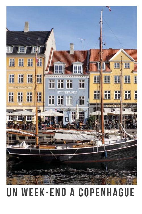 Un week end à Copenhague : à la découverte des incontournables de la capitale du Danemark