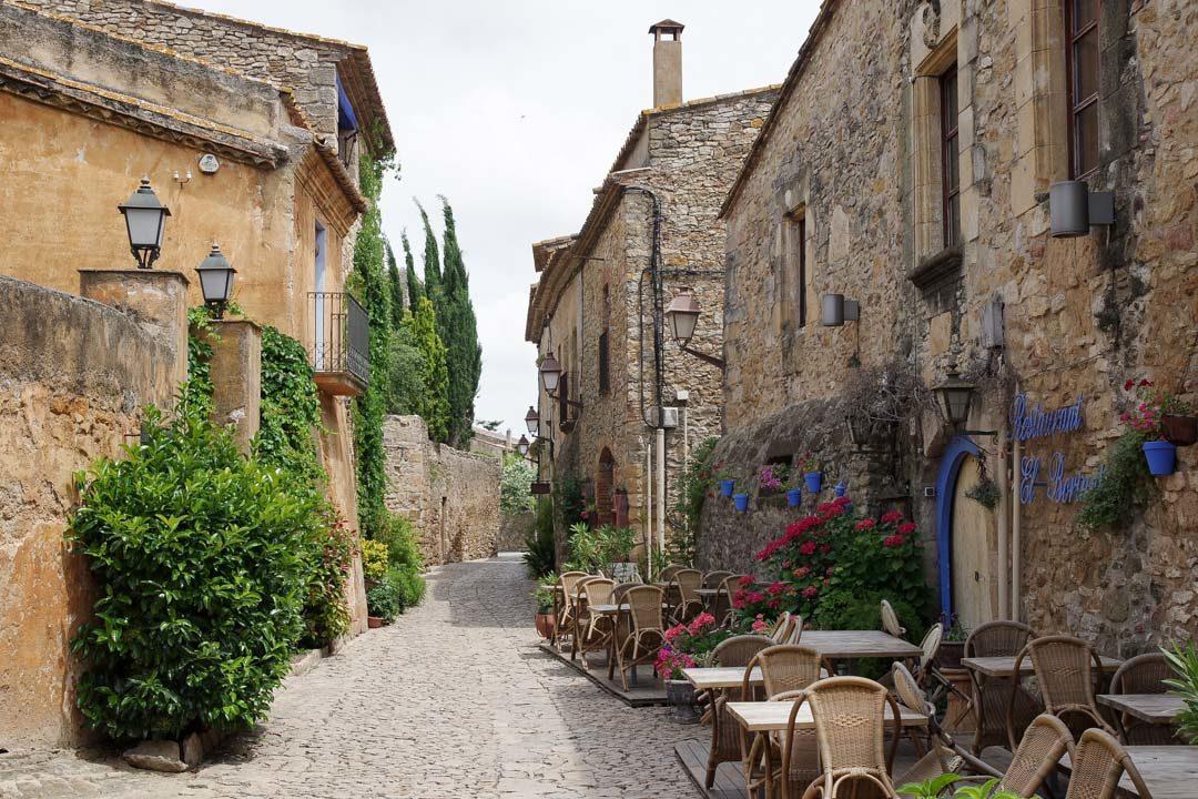 Village médiéval de Peratallada