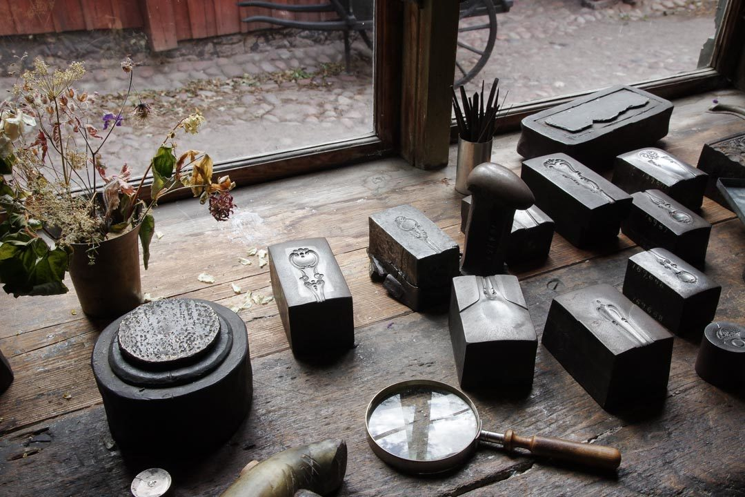 boutique artisanat à Skansen