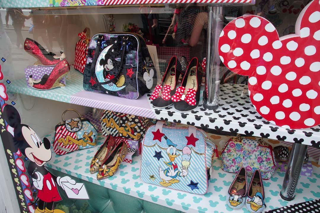 Boutique Kitsch à Camden Market