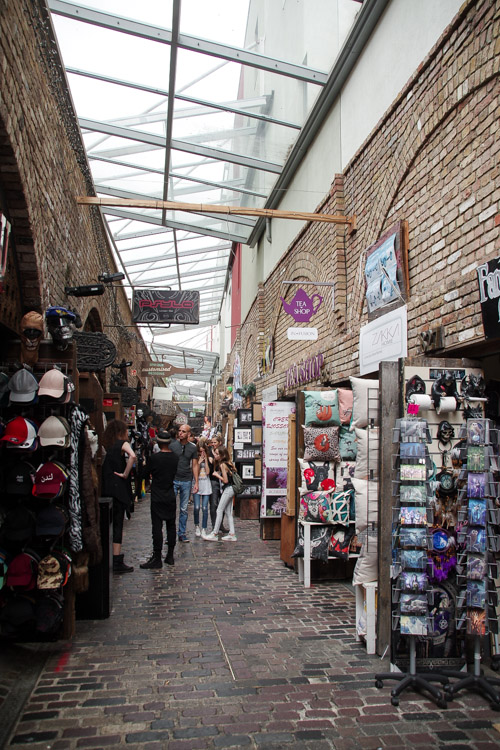 marché aux puces de Camden - Londres