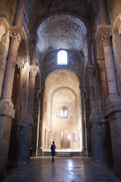 Eglise du Monestir de San Pere de Rodes
