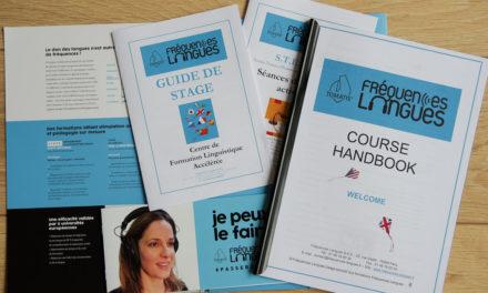 Apprendre l'anglais avec Fréquences Langues