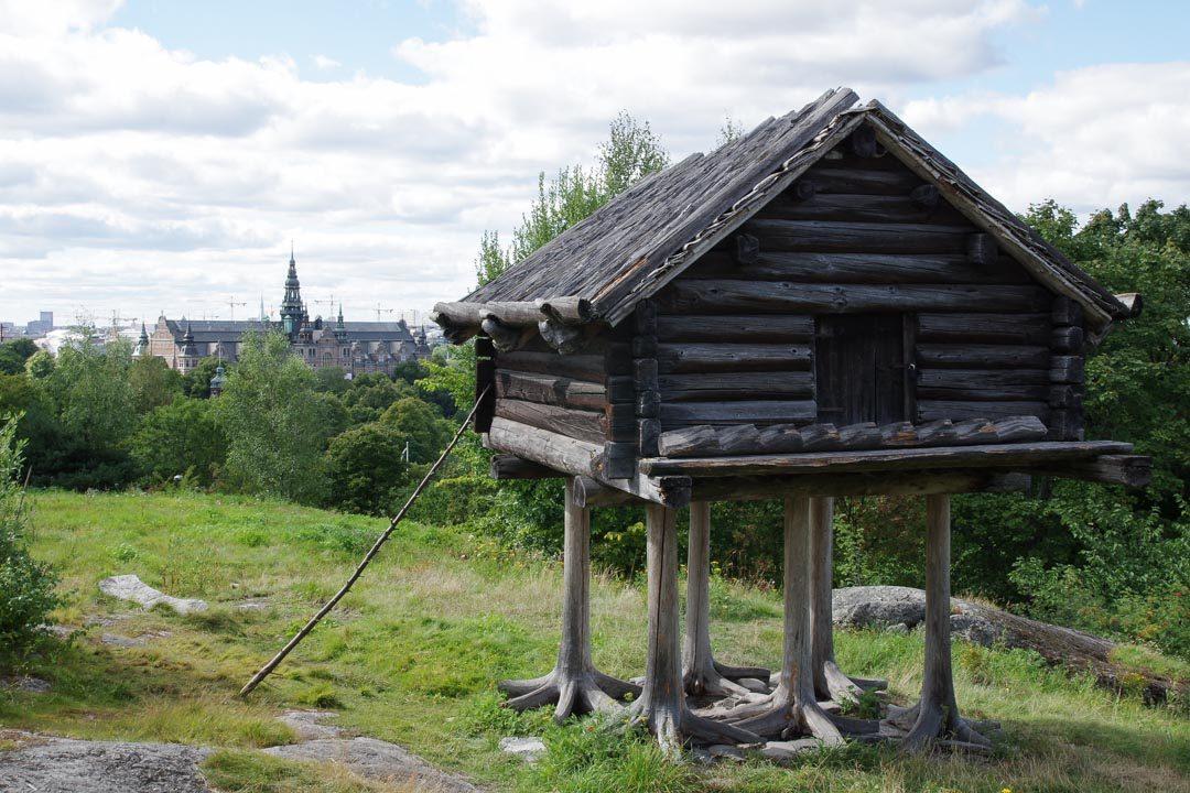 Campement Sami