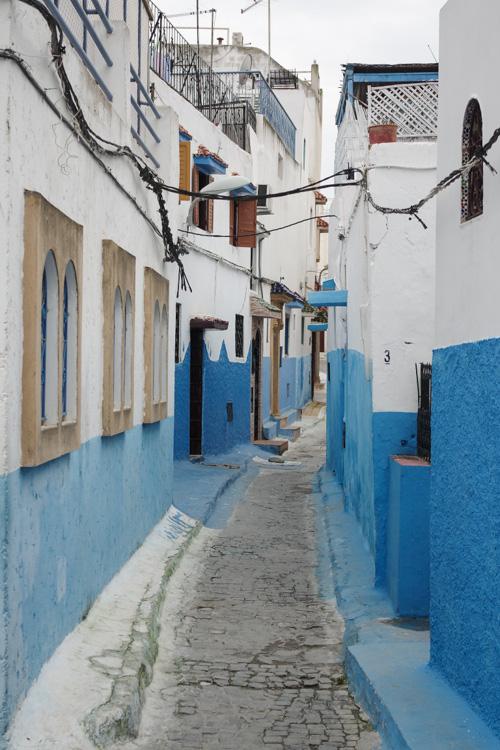Rabat - Kasbah des Oudayas