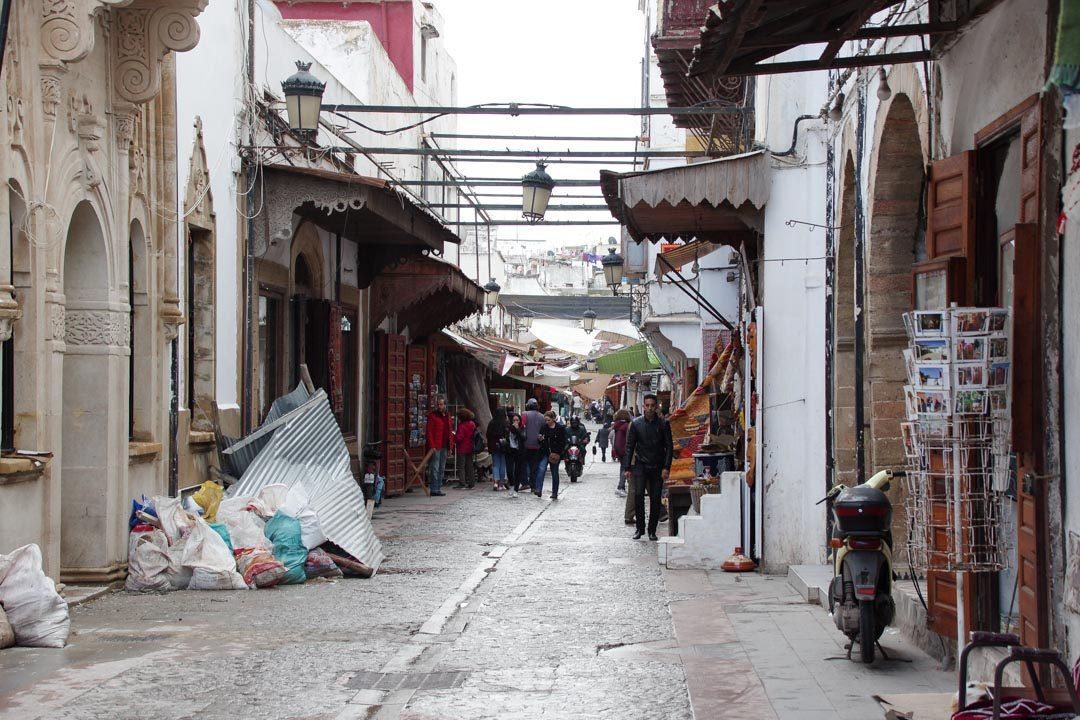 Quartier de la Médina - Rabat