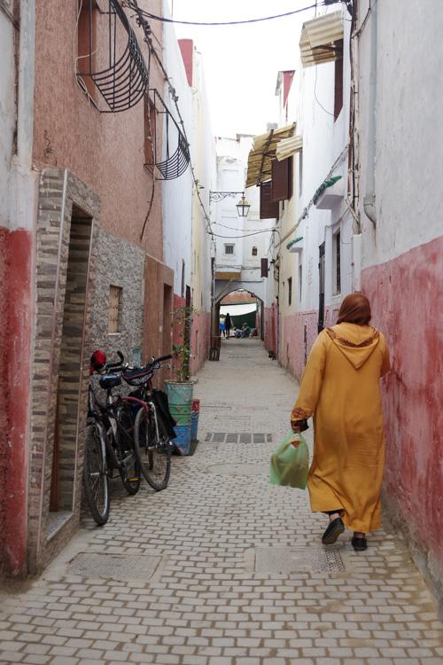 Balade dans la Médina de Rabat
