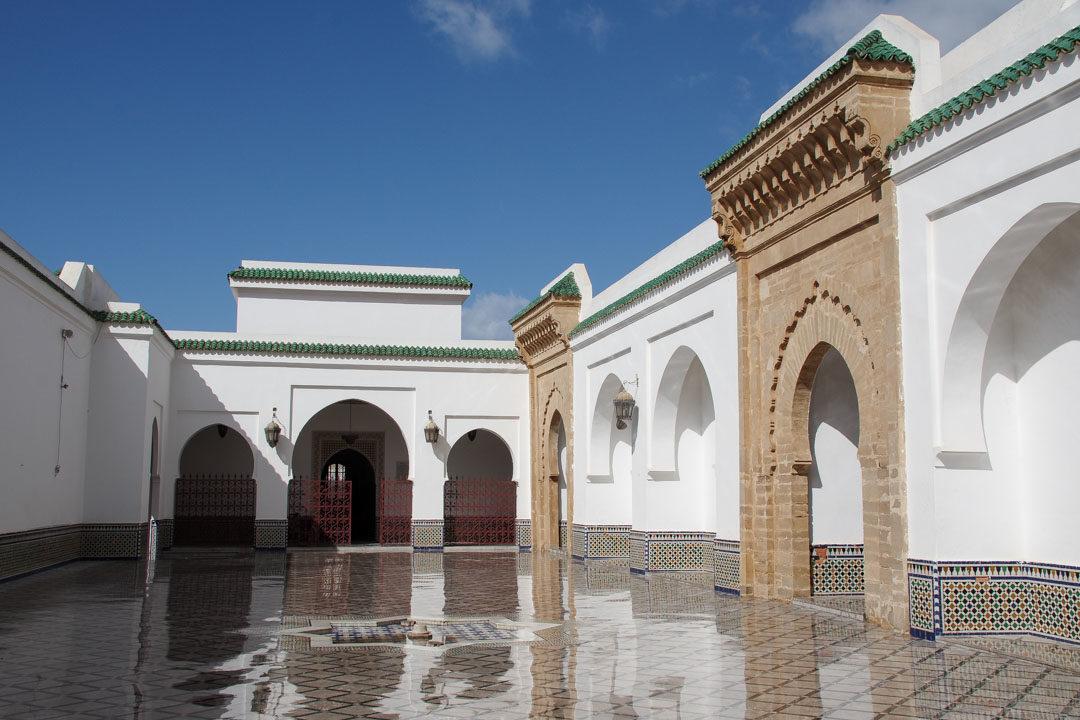 La Grande Mosquée de Salé