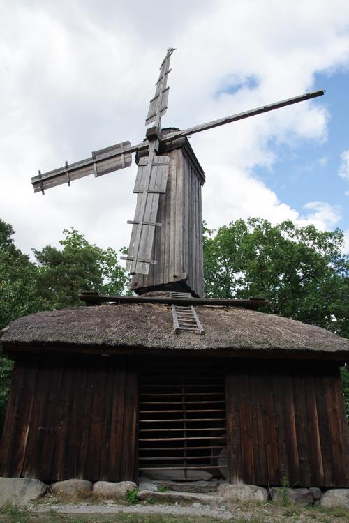 Moulin à vent Skansen