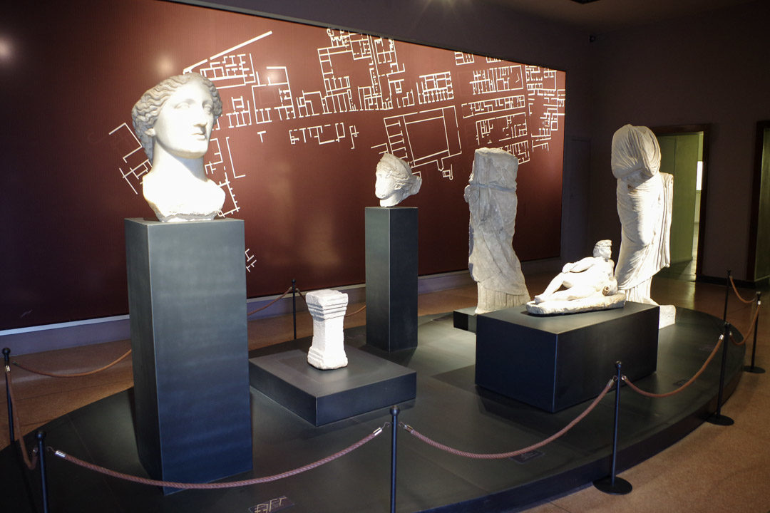 Musée des Arts et des Civilisations - Rabat