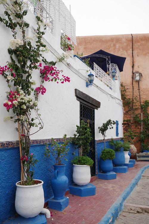 Rabat - Visite de la Kasbah des Oudayas