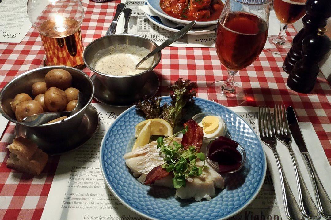 Restaurant de cuisine danoise à Copenhague