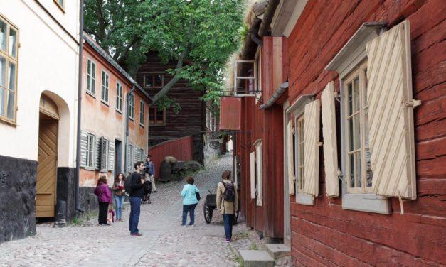 Visite de Skansen, le Musée en plein air de Stockholm