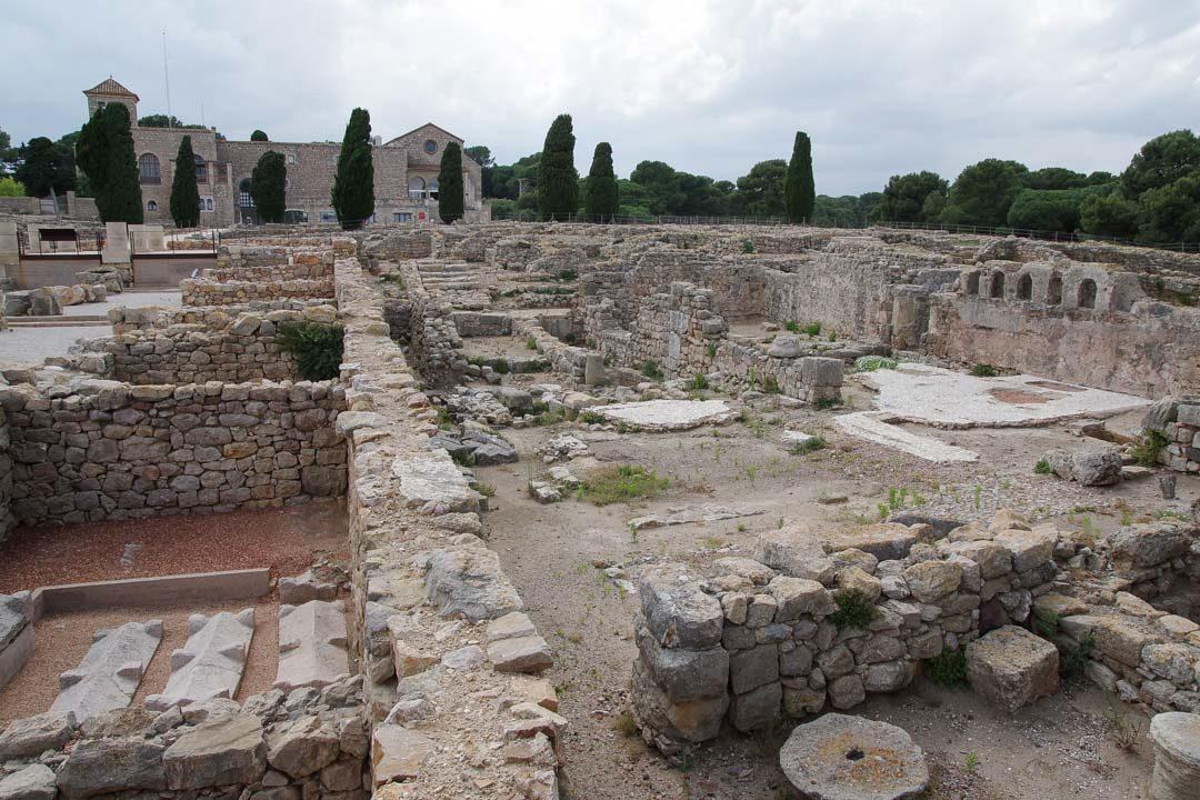 Site archéologiques d'Empuries