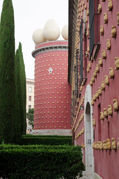 Théatre-Musée de Dali à Figueres