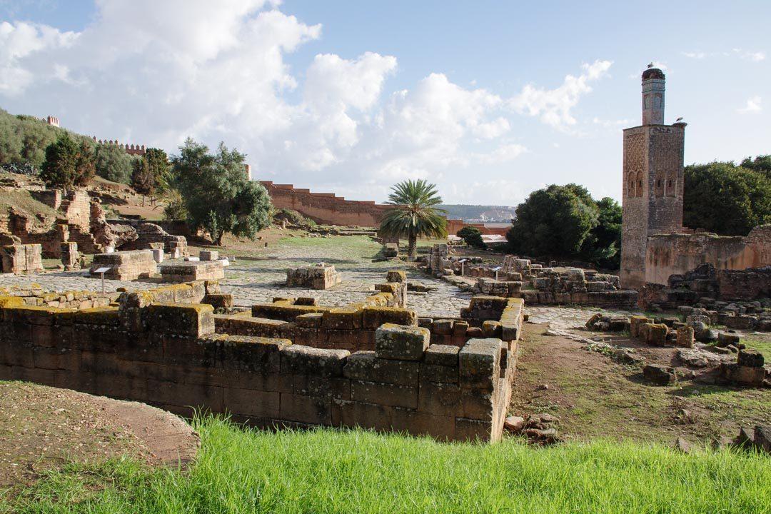 Site archéologique du Chellah