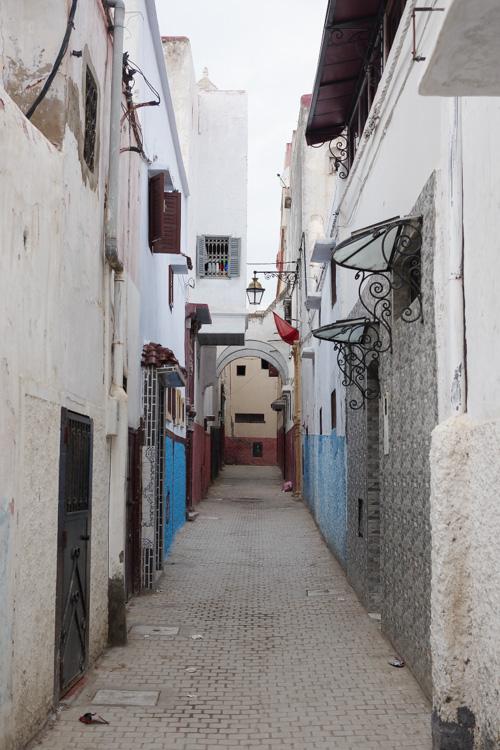 la médina de Rabat