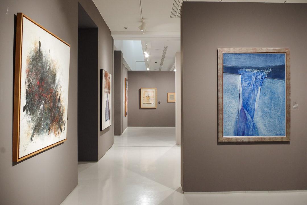 Visite du Musée d'Art Moderne et Contemporain de Rabat