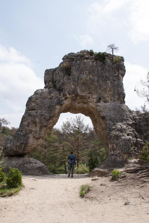 Arche naturelle - Montpellier le Vieux