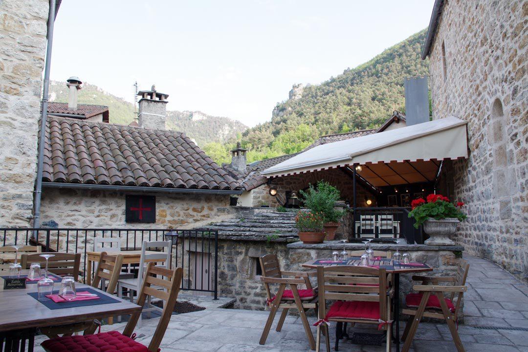 Restaurant de la Grange Templiere