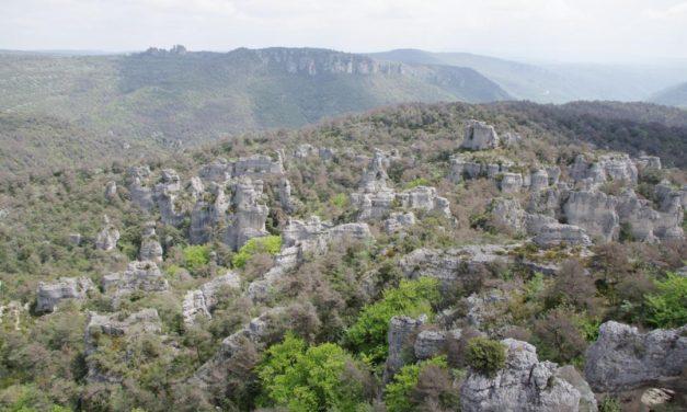 Visiter Montpellier-Le-Vieux et ses environs