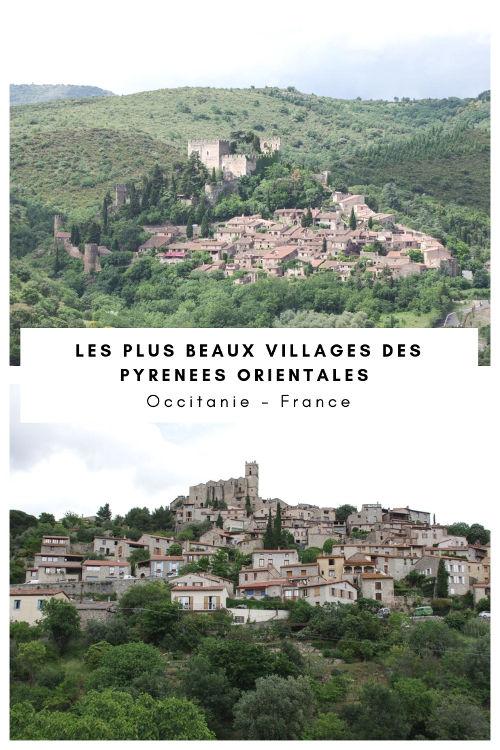 A la découverte des plus beaux villages des Pyrénées Orientales : Castelnou, Evol, Eus et Villefranche-de-conflent